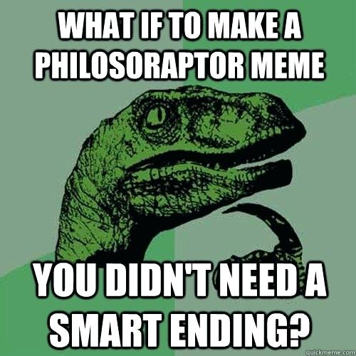 Philosoraptor Wikipedia: Your Guide to the Popular Philosoraptor Memes