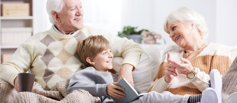 3 Tips For Including Grandparents Into Your Children's Lives